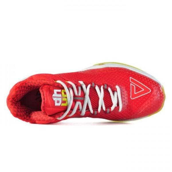 Jual PEAK Dwight Howard II E64003A Sepatu Basket NBA - Red White ... 2d0c35c977