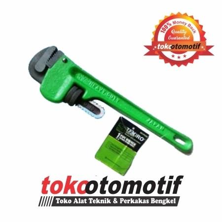 Kunci Pipa 14 Inch TEKIRO | Kunci Pipa Air Ledeng - PDAM- dll