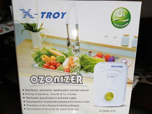 harga Ozonizer/multifunction/ozone generator Tokopedia.com