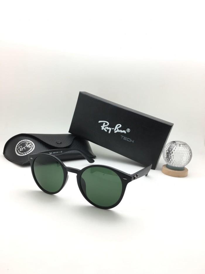 harga Kacamata rayban 2180 black green doff kacamata wanita pria murah gaya Tokopedia.com