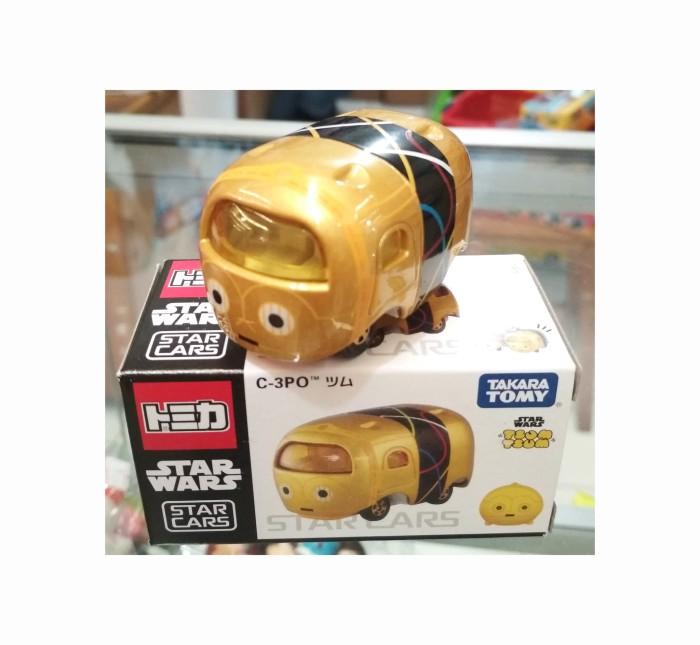 harga Mobil Tomica Tsum Tsum Starwars C3po Tomica Disney Diecast Starwars Tokopedia.com
