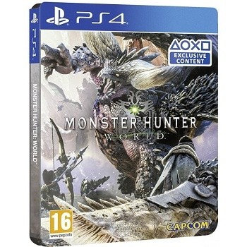 harga Ps4 monster hunter world steelbook edition reg2 euro Tokopedia.com