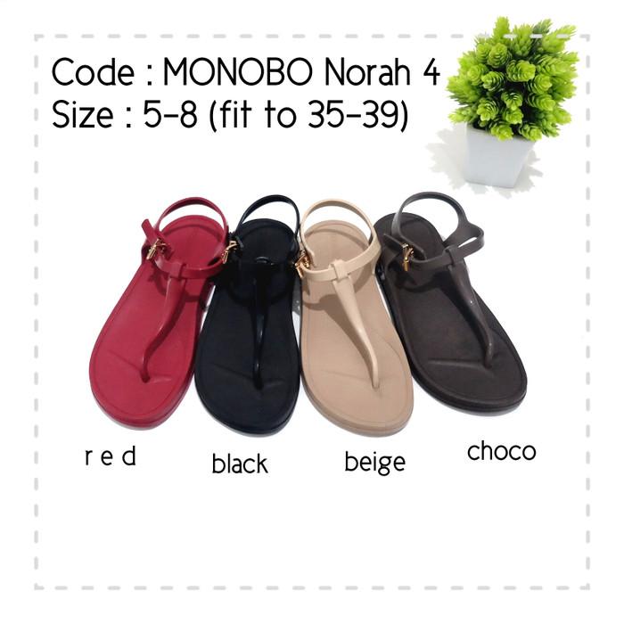 3af597367534 Jual Sandal Monobo Norah 4 - DKI Jakarta - wilokity