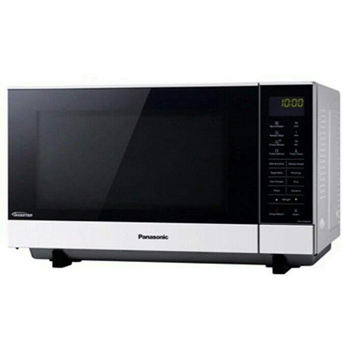 harga Panasonic microwave inverter 27 liter nnsf564wtte Tokopedia.com