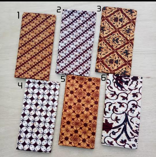 harga Kain batik banyak motif bahan katun primisima halus baik untuk kebaya Tokopedia.com