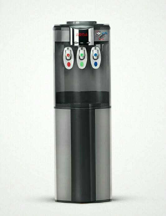 harga Dispenser Tcl Arisa Cwd 1 Kran 3 Panas Dingin Biasa Lemari Gelas Promo Tokopedia.com