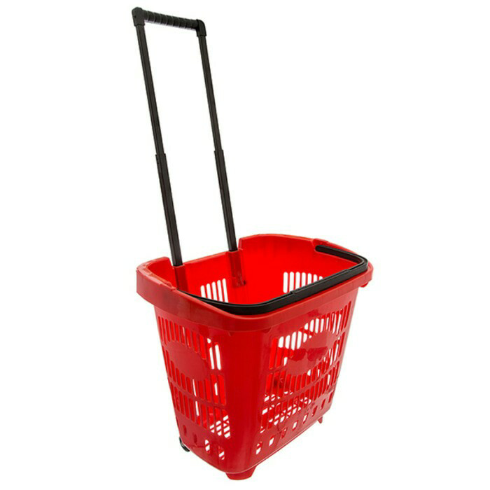 harga Gojek only keranjang pasar / trolly basket 341 shinpo Tokopedia.com