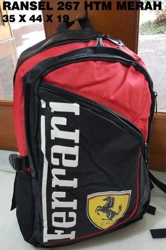 harga Tas ransel ferrari tas ransel sekolah tas punggung backpack Tokopedia.com