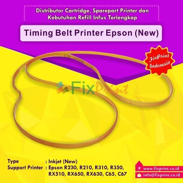harga Karet belt epson r230 r210 r310 r350 rx510 rx650 carriage belt ori Tokopedia.com