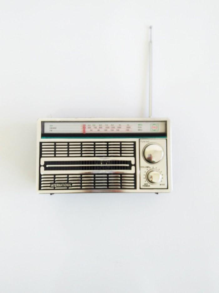 harga Radio jadul portable international  antik  unik  3 band fm-am-sw    Tokopedia.com