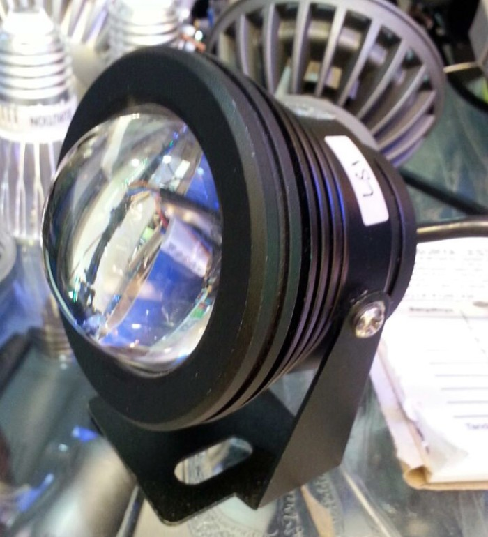 Jual Lampu Kolam Renang Led Mbpx Single Colour Harga MURAH