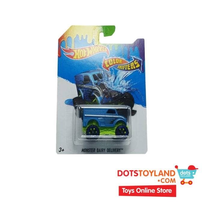 harga Hw5030 hot wheels color shifters monster dairy delivery Tokopedia.com