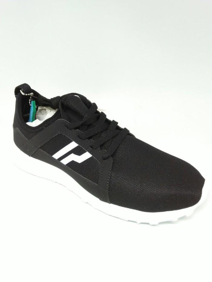 harga Sepatu casual piero misty black/white new 2018 Tokopedia.com