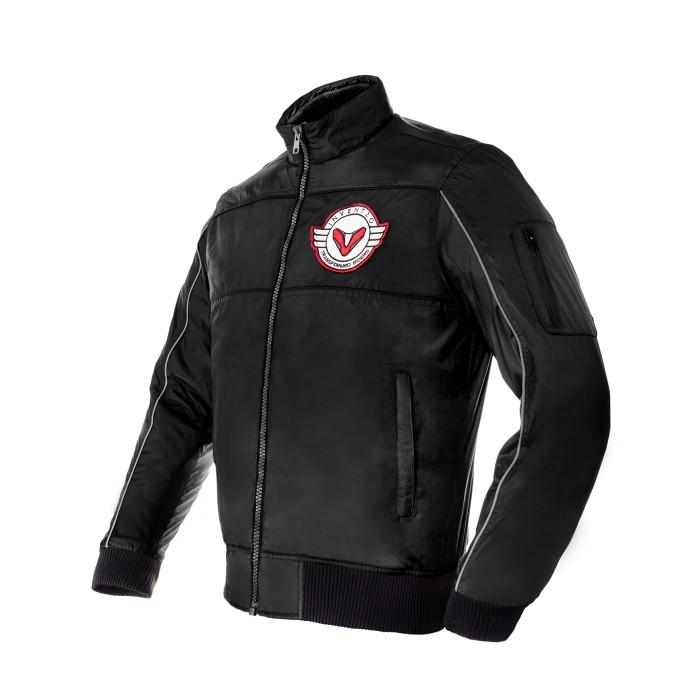 harga Inventzo razon - jaket motor bomber retro tahan angin pria - black - medium Tokopedia.com