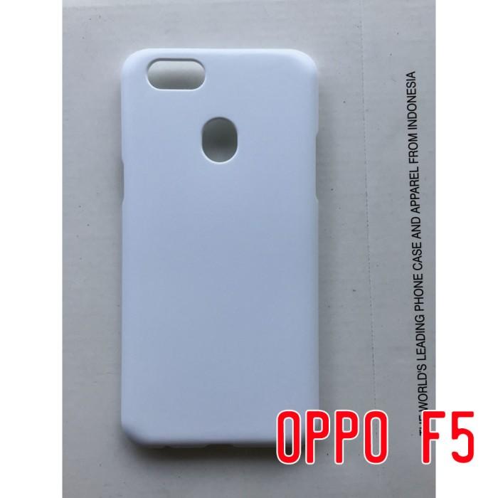 Foto Produk Casing Oppo F5 Polos Blank Custom Case Sublimation 3D Full Print dari Barang Custom