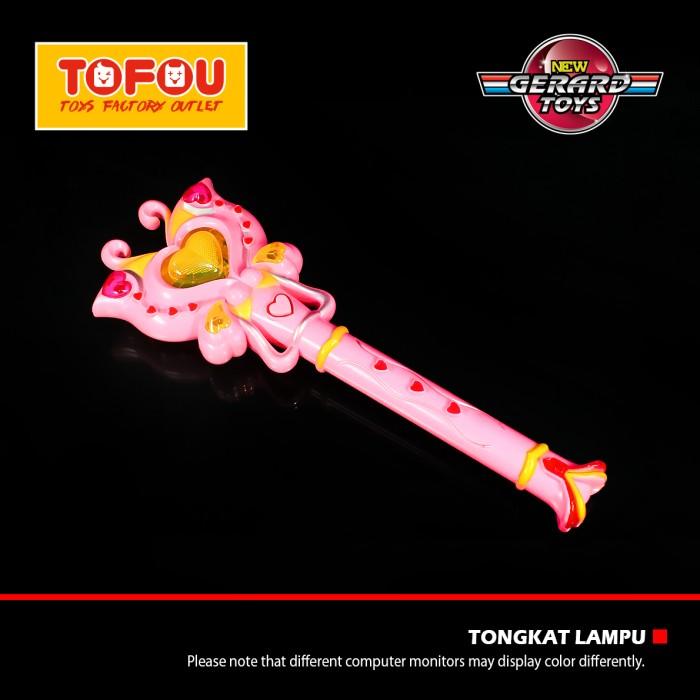 harga Mainan anak stick tongkat lampu kupu-kupu murah Tokopedia.com