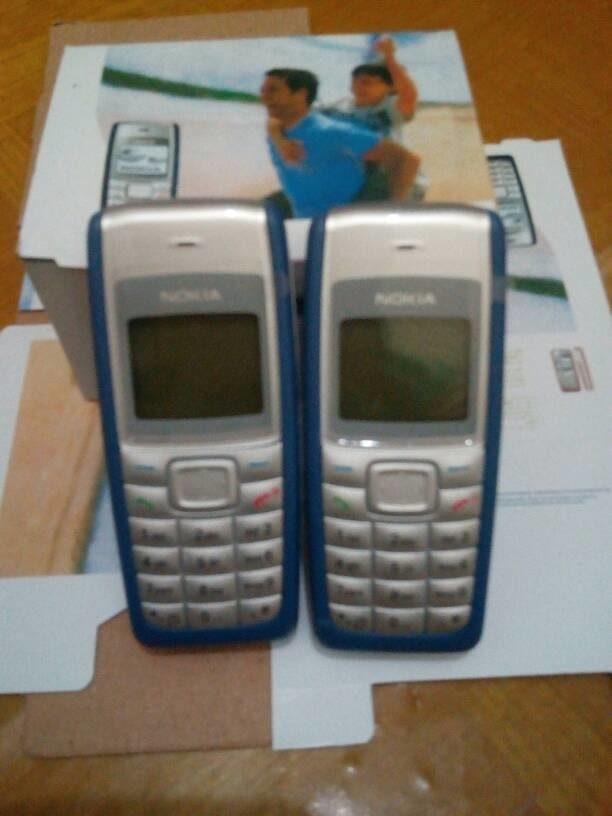 harga Handphone Nokia 1112 / 1110 Hp Jadul Banget Layar Putih Tokopedia.com