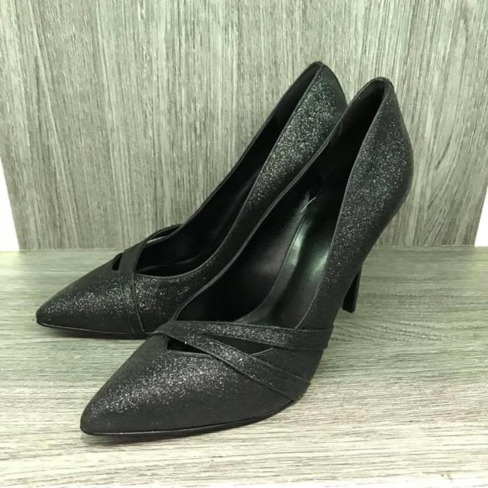 ... harga Sepatu heels wanita pedro original 206 black Tokopedia.com ef8aeebf5c