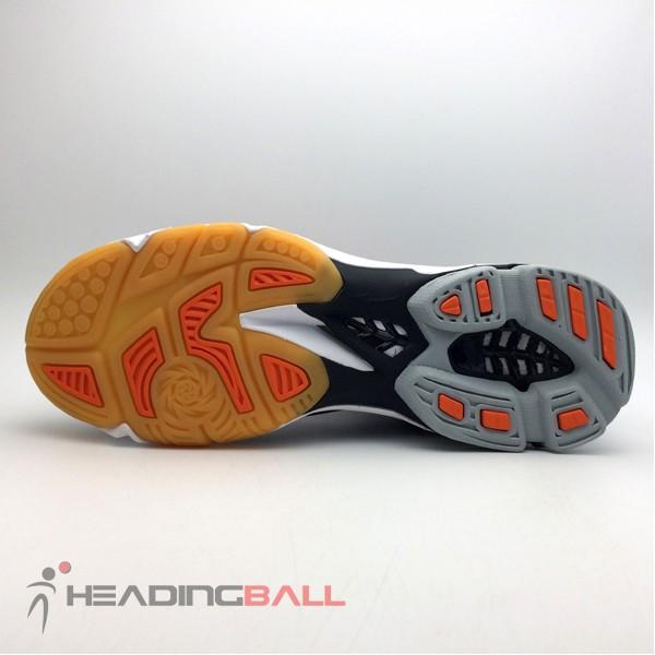 Sepatu Volley Mizuno Original Wave Lightning Z4 Black Blue V1GA180024 69b2cfd3ab