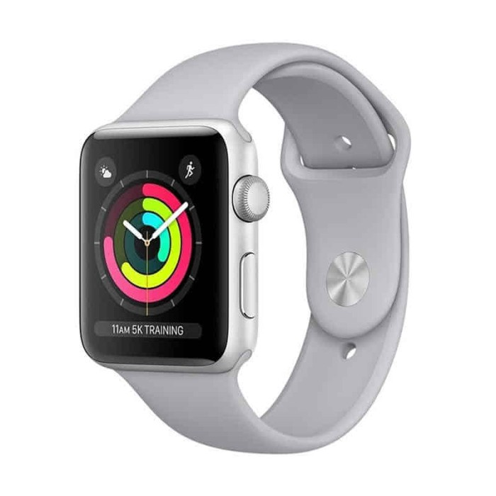 harga Apple watch series 3 42mm silver Tokopedia.com