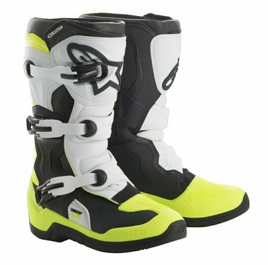 Jual Alpinestar Tech 3s Sepatu Trail Anak Sepatu Boot Trail Anak