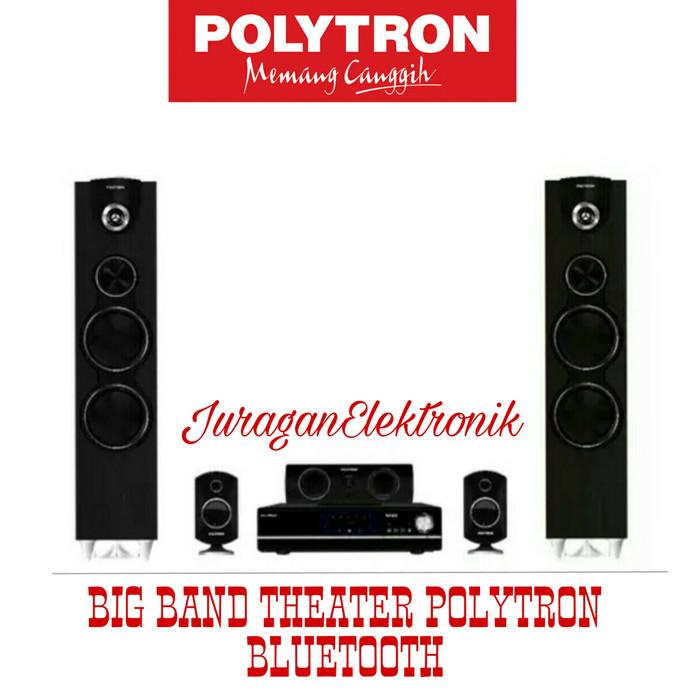 harga Polytron big band teather bb5510 rc bluetooth Tokopedia.com
