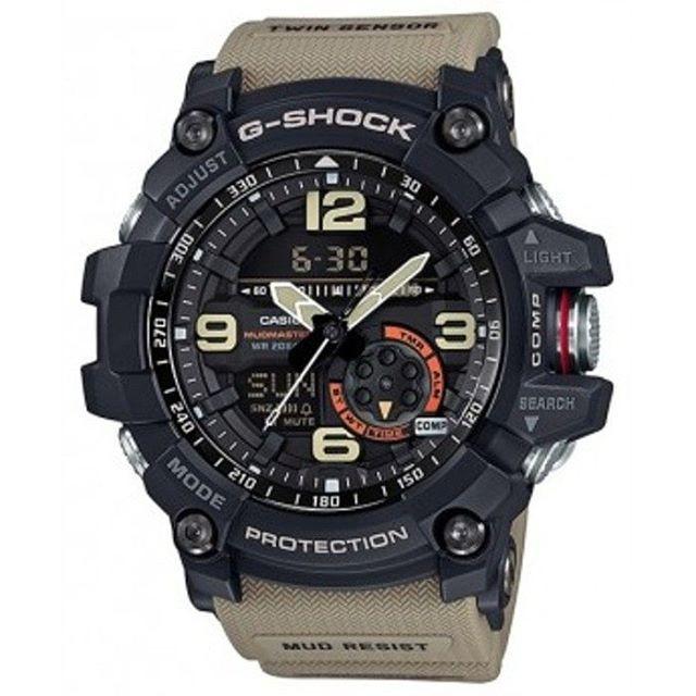 Jam tangan casio g-shock mudmaster gg 1000 1a5dr original 6587607e33