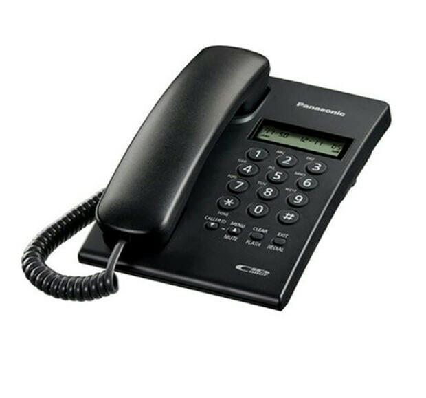 harga Pesawat telepon panasonic kxt7703 - telepon rumah Tokopedia.com