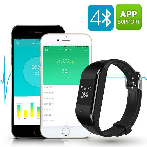 harga Fitpolo hr701 gelang pintar/smart band heart rate monitor / Tokopedia.com