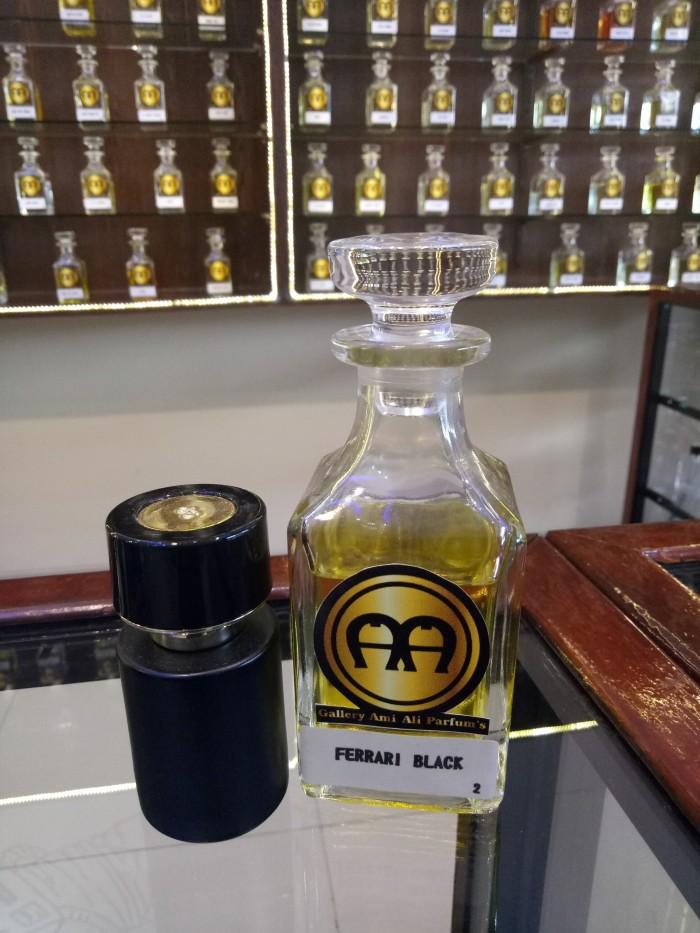 Jual Parfum Ferrari Black Ami Ali Parfum Tokopedia