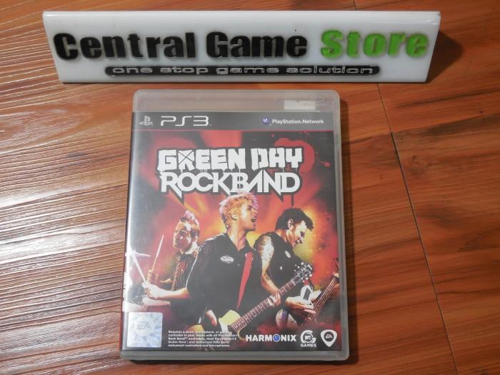 Jual PS3 Green Day : Rock Band - Kab  Banyumas - CentralGameStore |  Tokopedia