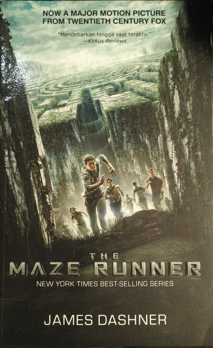 harga Novel the maze runner [original] Tokopedia.com