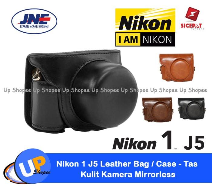 Katalog Kamera Mirrorless Nikon 1 J5 Travelbon.com