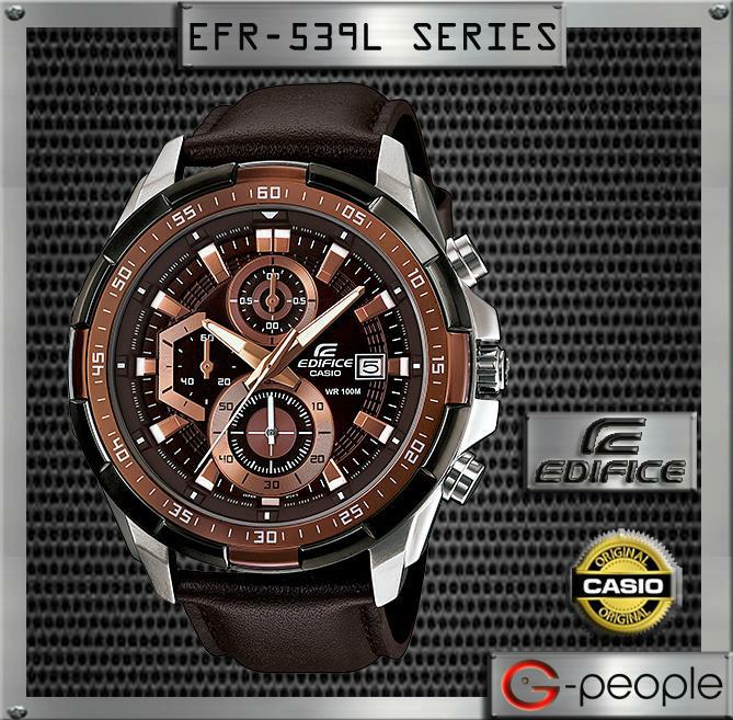 harga Promo!!! jam tangan casio edifice efr-539l Tokopedia.com