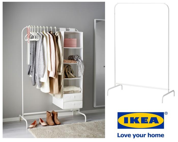 Jual Ikea Mulig Rak Pakaian Serbaguna Cek Harga Di Pricearea Com