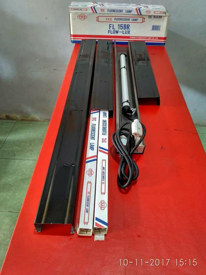 harga Lampu tfc rakitan include travo+cassing Tokopedia.com