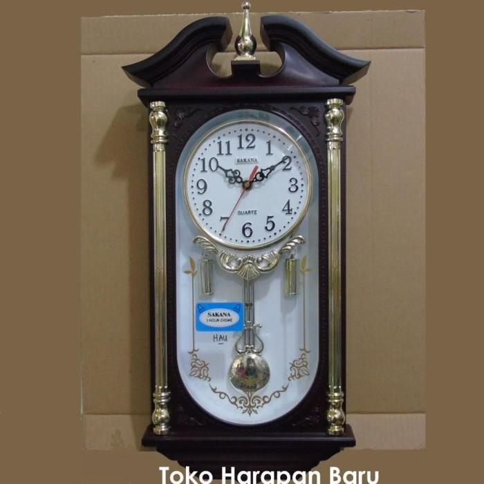 List Harga Jam Bandul Sakana Terbaru September 2018  c86326d9b2