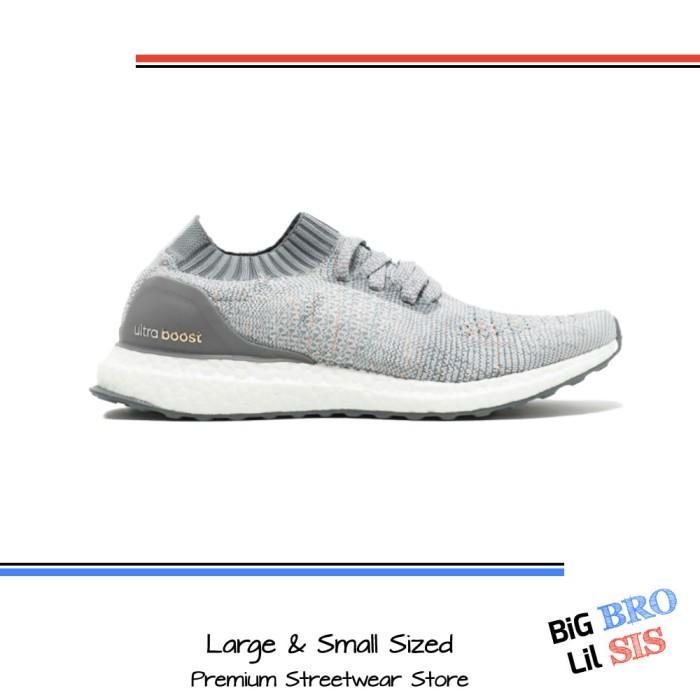 8ae3bdaa0bcca Jual Sepatu Adidas Ultra Boost Uncaged Clear Grey size 44 - Sneaker ...