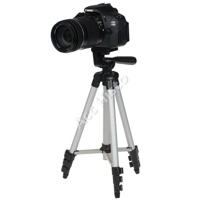 Tripod + Holder U Bisa Buat Hp, Camera Digital / Handycam / DSLR