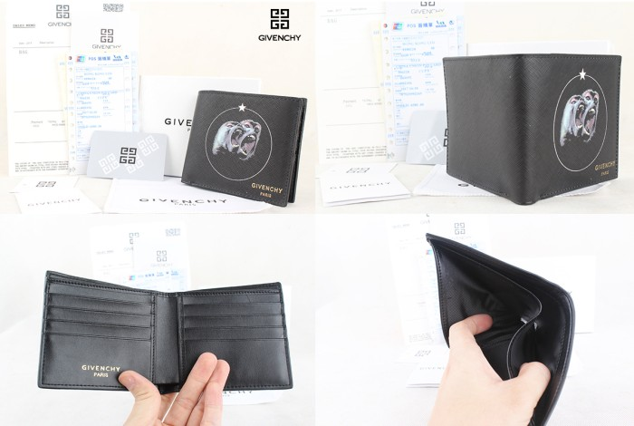 d4c6d98e6ee1 Jual DOMPET GIVENCHY MONKEY BROTHERS BIFOLD WALLET PREMIUM MIRROR W ...