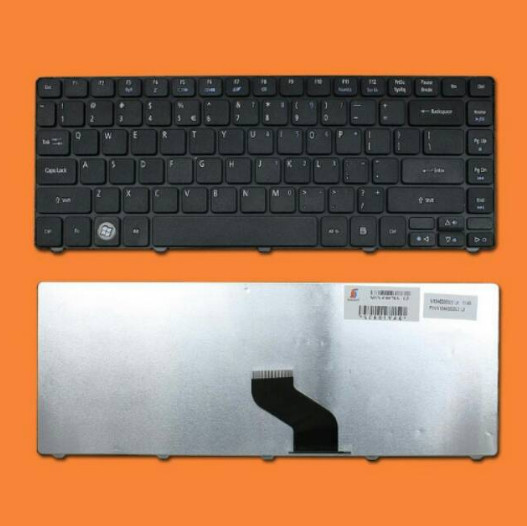 Jual Keyboard original acer aspire 4741 4743 4745 4750