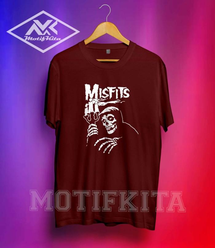 Kaos MISFITS keren 01