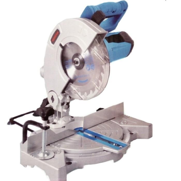 harga Mesin miter saw / potong aluminium 7  modern m3700 Tokopedia.com