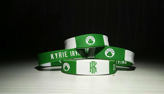 cc20fb6a67f0 Jual Deuce Brand Silicone Wristband NBA Kyrie Irving - Kota Bandung ...