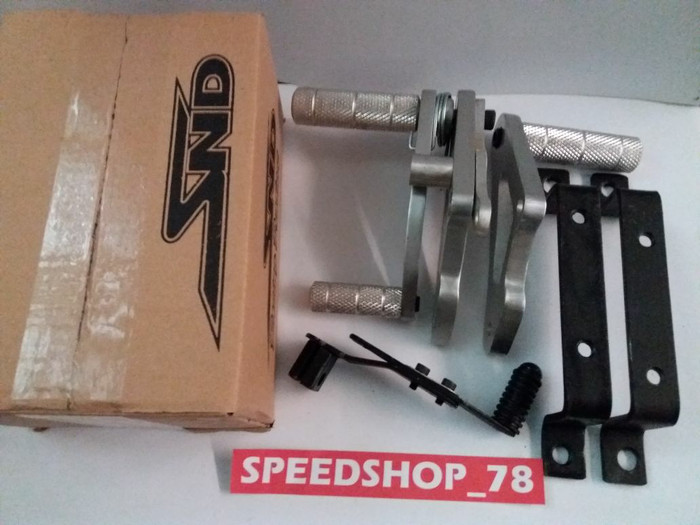 harga Step underbone jupiter mx new double disk snd Tokopedia.com