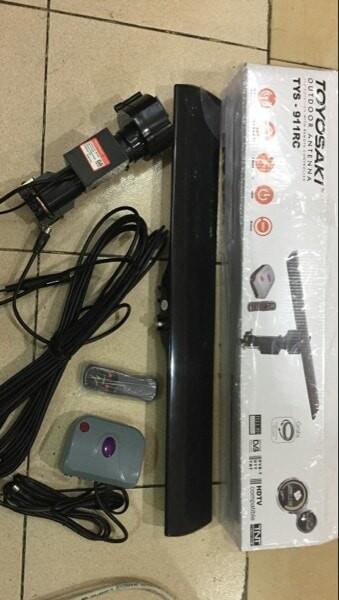 harga Toyosaki tys 911 rc 911rc antena tv remote digital luar outdoor Tokopedia.com