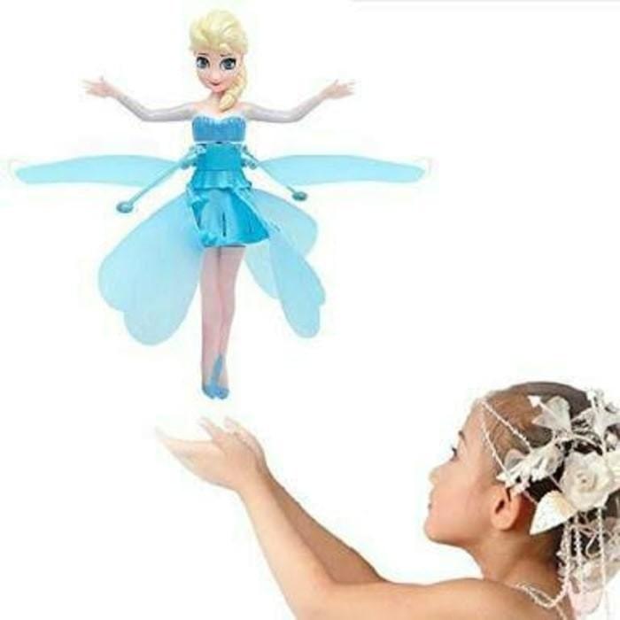 Jual Mainan Boneka Frozen Elsa Terbang untuk Kado dan Maianan Anak ... 758b83b1ff