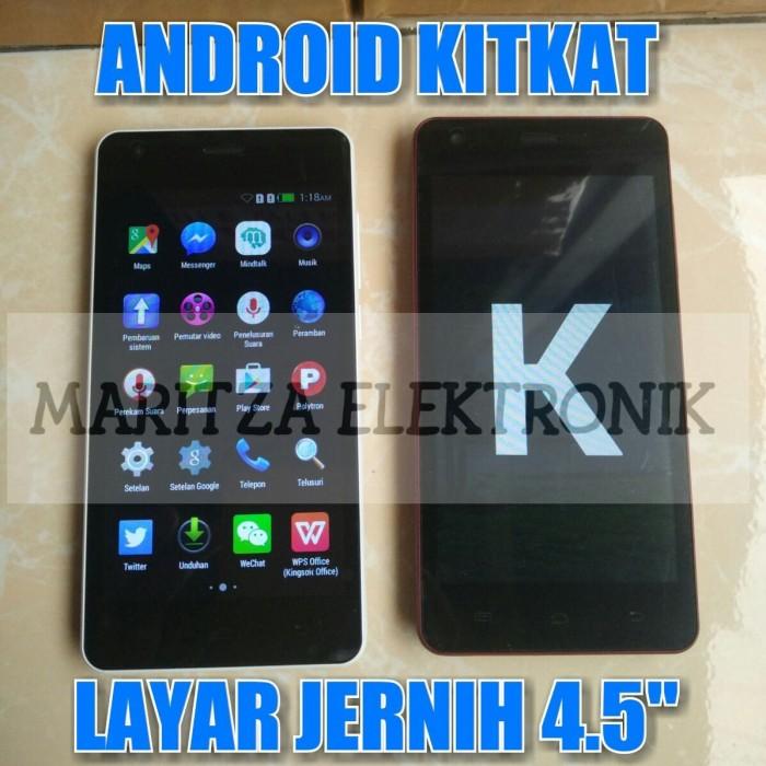 harga Hp handpone smartphone android kitkat murah layar jernih dan lebar ips Tokopedia.com