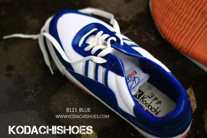 harga Sepatu Kodachi 8115 Blue Retro Badminton Volley Tokopedia.com