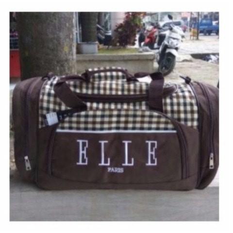 Jual Tas pakaian travel elle paris ukuran besar TAS TRAVEL PRIA ... 22e4de8db9